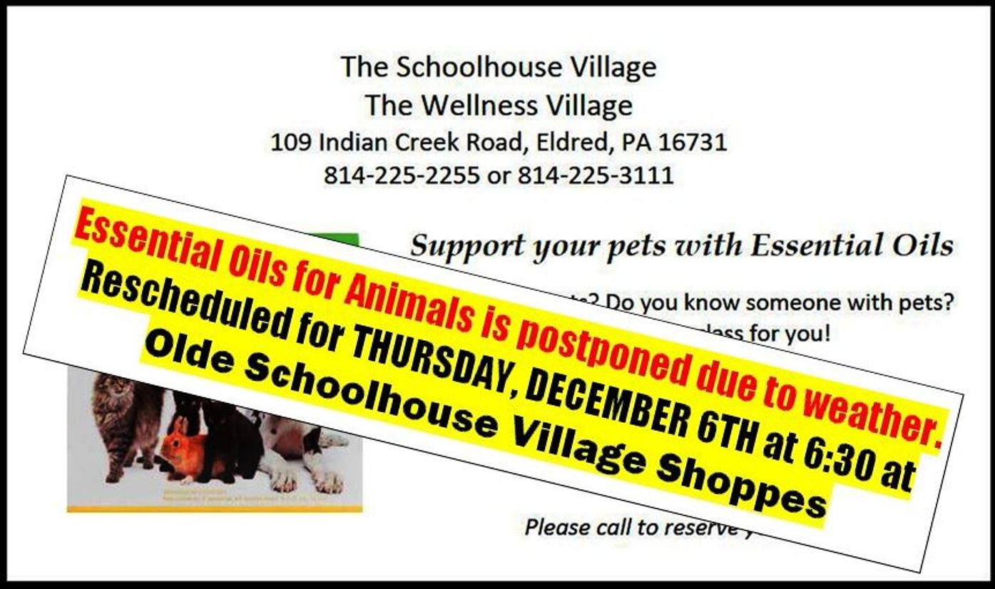 Schoolhouse Village Wellness