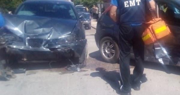 Τροχαίο στην Αρτάκη: Σύγκρουση αυτοκινήτων με τρεις τραυματίες ...
