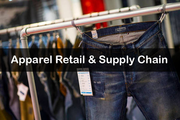 Apparel retail and supply chain