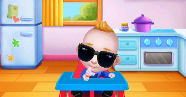Baby Boss Care and Dress Up by Tabtale app walkthrough