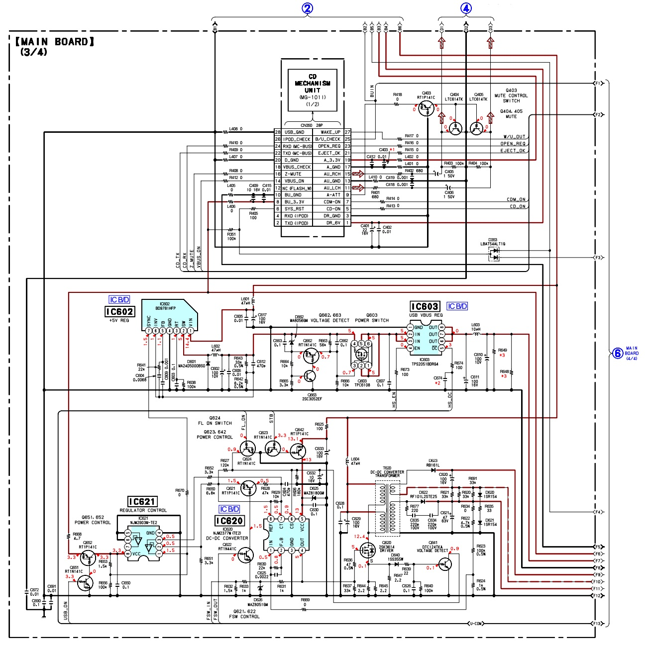 Sony Cdx Gt360mp Wiring Diagram Murray Lawn Tractor Gt350mp Get Free Image