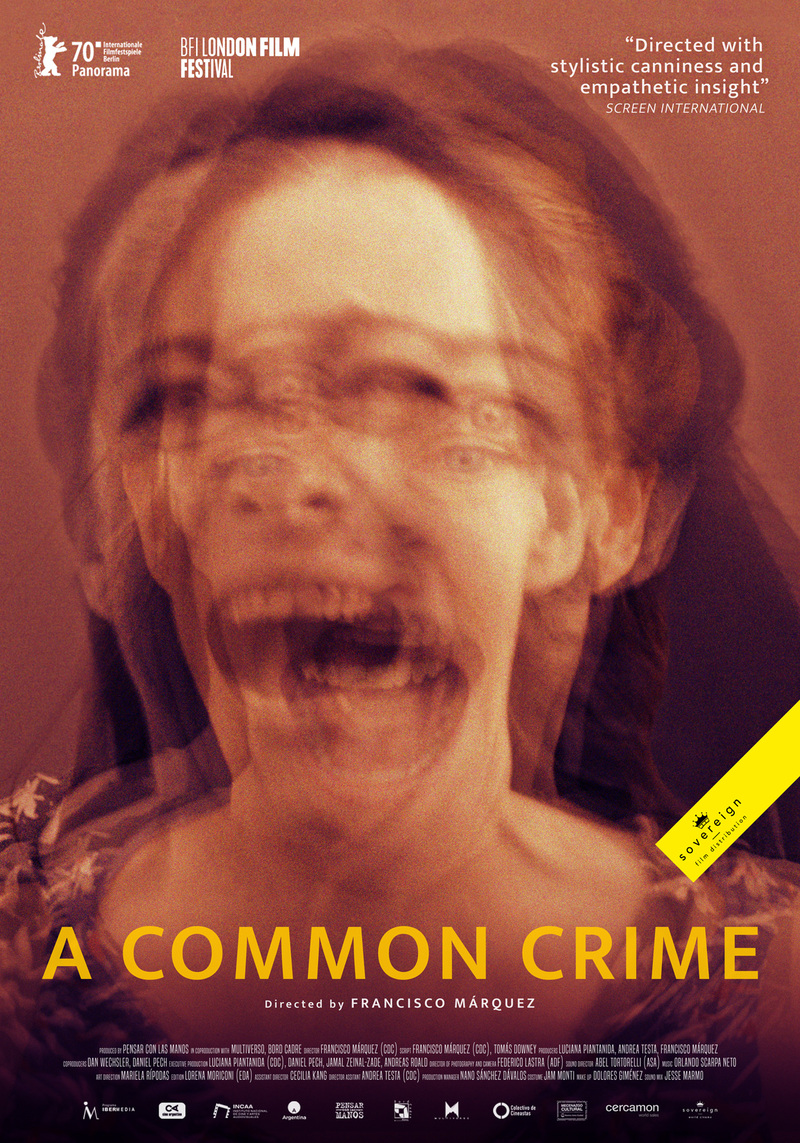 a common crime poster