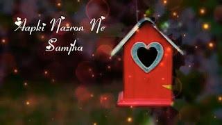 Aapki Nazron Ne Samjha Female Sad Whatsapp Status Video Download