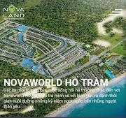 Tổ hợp du lịch giải trí nghỉ dưỡng NovaWorld Hồ Tràm sắp ra mắt