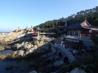 Templo Haedong busan