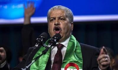 رئيس الوزراء الجزائري عبد المالك سلال