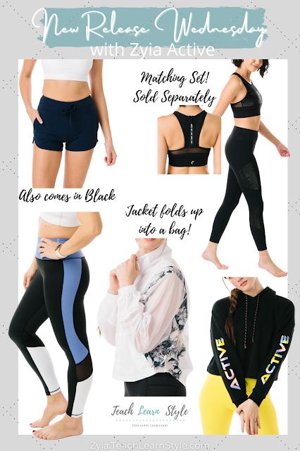 zyia active new release wednesday, zyia activewear, shop zyia active, zyia active rep, , zyia all star bra, zyia hoodie, zyia jacket, zyia leggings, zyia shorts