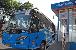 Cepat, Nyaman, dan Murah dengan Bus Trans Sidoarjo
