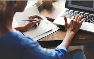 Cara Menulis Surat Lamaran Kerja Staff Admin Dgn Yg Ringan dan Sopan
