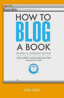 Promote Your Book as You Write, guest post by Nina Amir