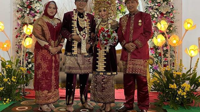 Keluarga Besar Pengurus Daerah Ikatan Wartawan Online  Mengucapkan Selamat Menempuh Hidup Baru Buat Pasangan Cindy  & Luqman