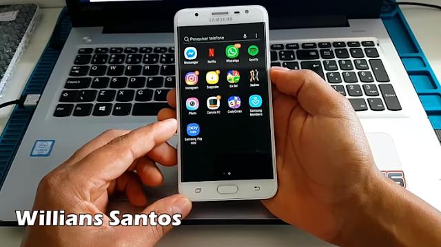 Aprenda como instalar a Firmware (Stock Rom) dos aparelhos Samsung J7 Prime.