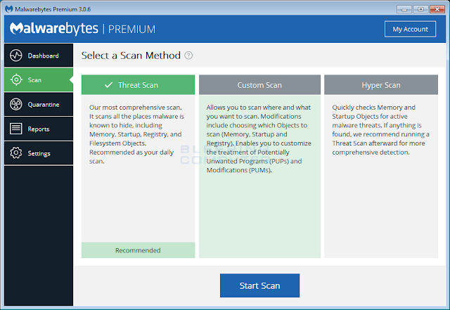 Download Malwarebytes Premium 3.6.1.2711 for Windows