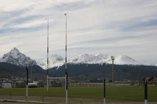 Tierra del Fuego tendrá un partido del Americas Rugby Championship