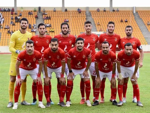 تشكيلة النادي الأهلي أمام وادي دجلة اليوم الجولة السابعة الدوري