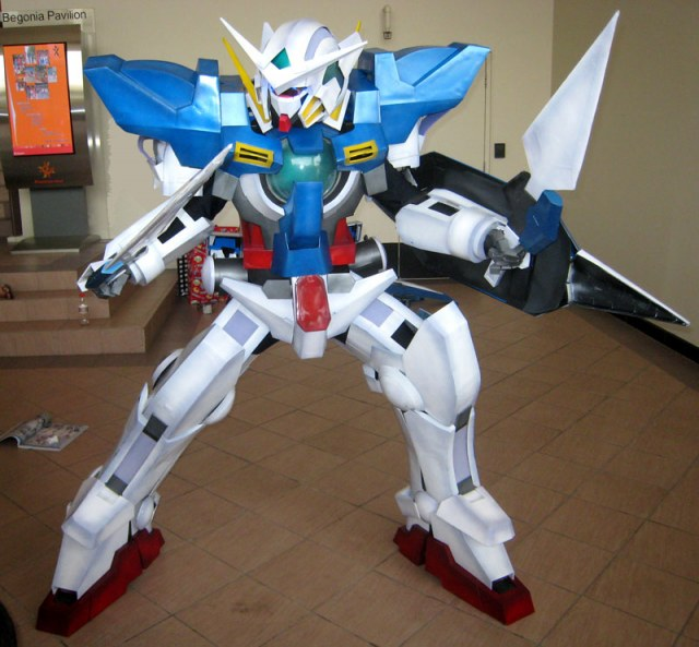 Gundam Meisters Gundam Cosplay Gundam Exia