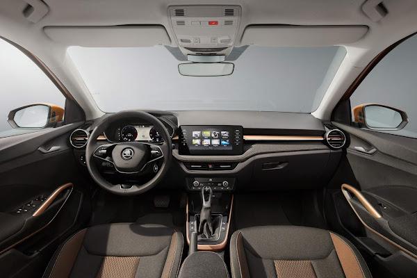 Novo Škoda Fabia 2022