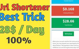 URL shortener unlimited trick | How to increase clicks on link shortener