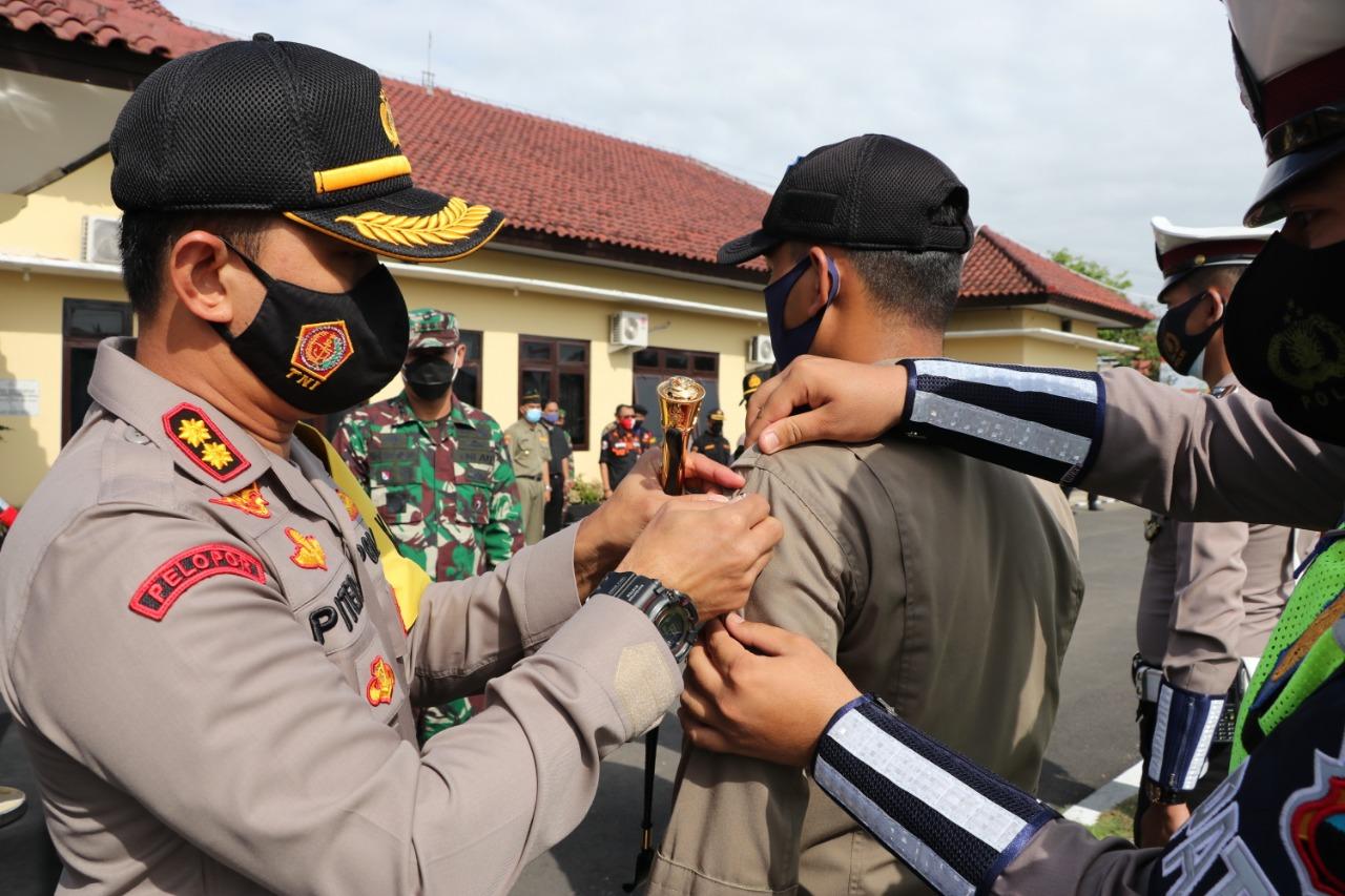 Amankan Natal dan Tahun Baru, Polres Kebumen Terjunkan 221 Personel