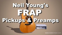 Neil Young FRAP Pickups