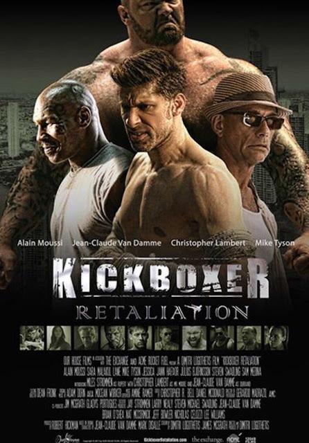 Kickboxer: Retaliation (2018)
