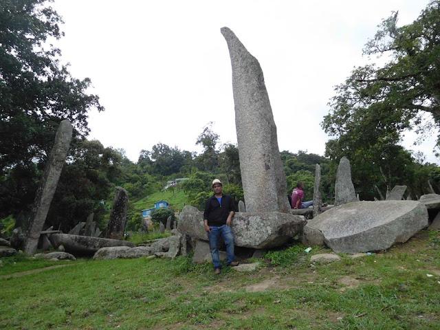 Nartiang Monoliths, Meghalaya