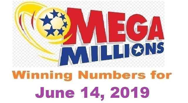 Mega Millions Winning Numbers for Friday, June 14, 2019