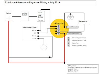 Eximius Alternator Wiring Diagram on Balmar Alternator Wiring Diagram