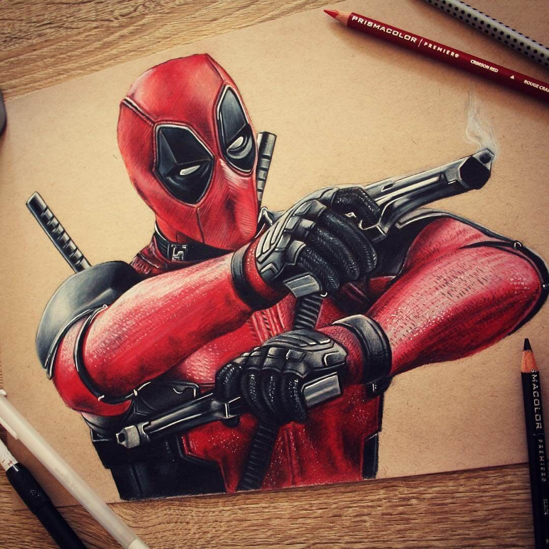 02-Deadpool-Ryan-Reynolds-Chris-Superhero-and-Villain-Realistic-Pencil-Drawings-www-designstack-co