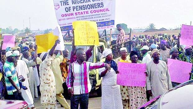 """The notice read in part, """"Consequent upon the refusal of the government of Osun State to accede to the demands of the workers and pensioners as contained in our letter of Tuesday, December 5, 2017, the workers of Osun State will be proceeding on an indefinite strike by 27th December , 2017."""""""