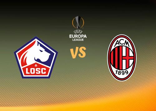 Lille vs Milan  Resumen y Partido Completo