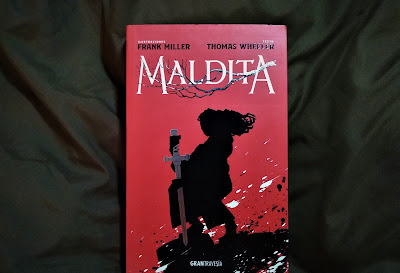 Maldita — Thomas Wheeler y Frank Miller