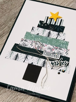 Stampin up Tidings of Christmas