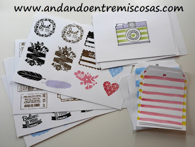 Snail mail, Intercambio Low Cost