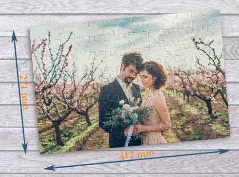 Artystyczne foto puzzle