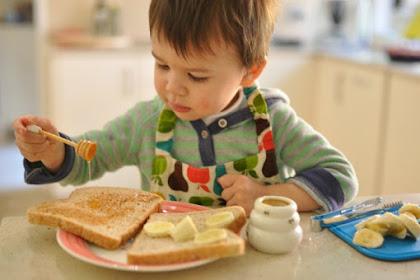 manfaat luar biasa madu untuk anak di atas 2 tahun
