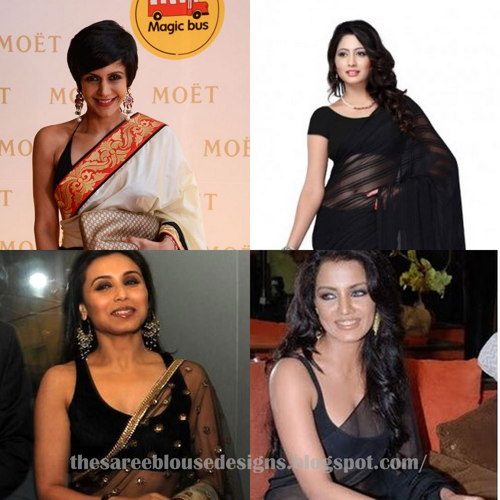 0fb4a824e72b69 Saree Blouse Designs  5 Must Have Saree Blouse Designs for Dames Abroad