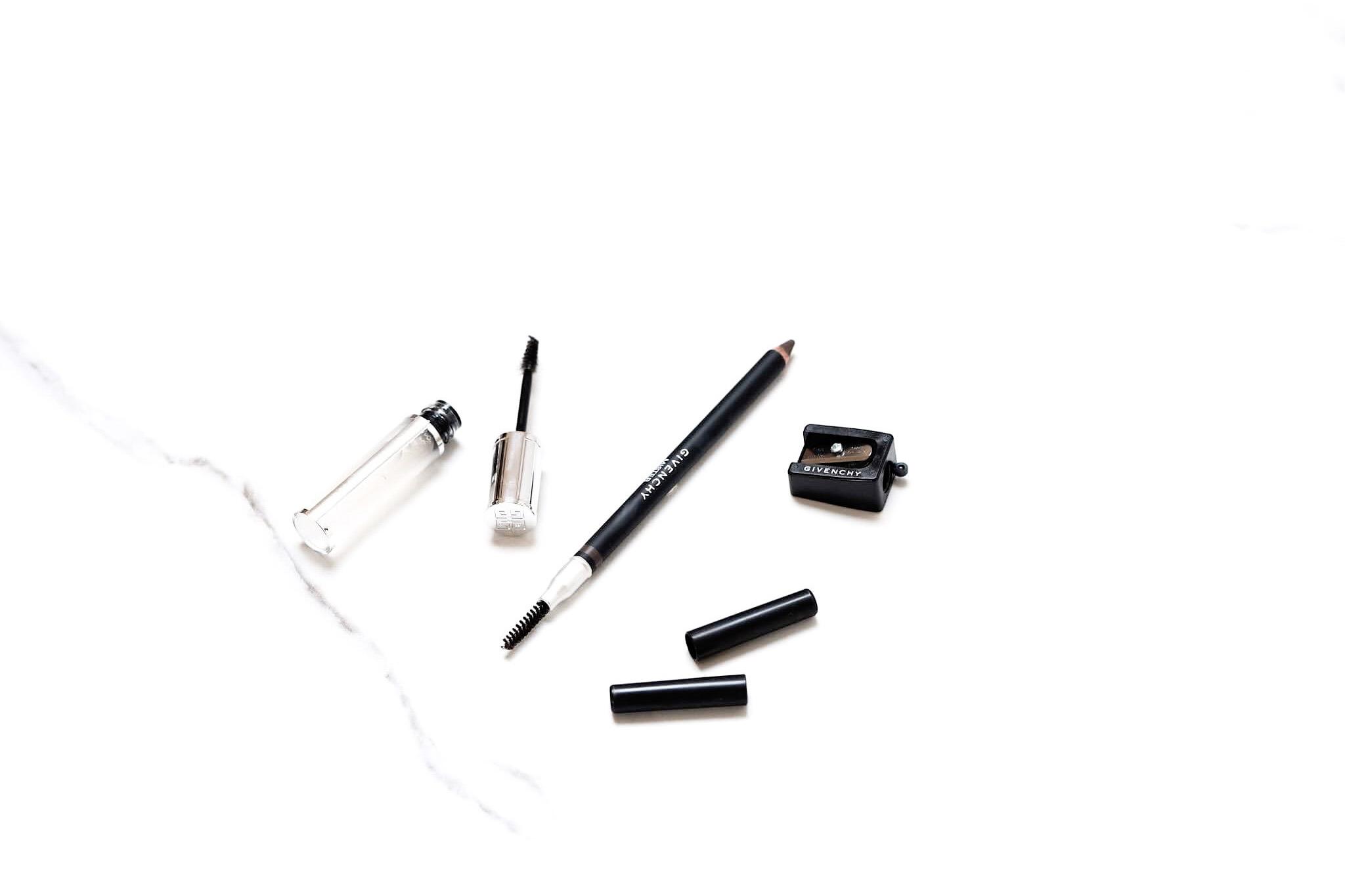 Givenchy Mister Brow Crayon Sourcils Poudre Gel Fixateur Sourcils