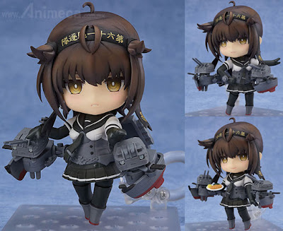 Figura Hatsuzuki Nendoroid Kantai Collection KanColle
