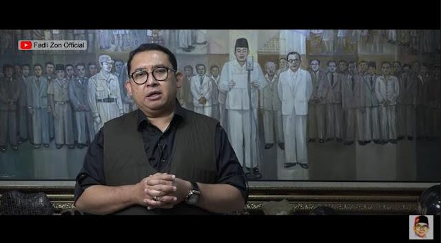 Sebut Bukan Munarman, Fadli Zon: Kita Tahu Siapa yang Disebut Teroris