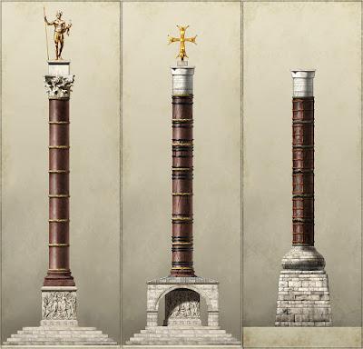 konstantin kolonu/çemberlitaş ile ilgili görsel sonucu