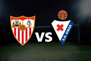 اون لاين مشاهدة مباراة اشبيلية و ايبار 26-9-2019 بث مباشر في الدوري الاسباني اليوم بدون تقطيع