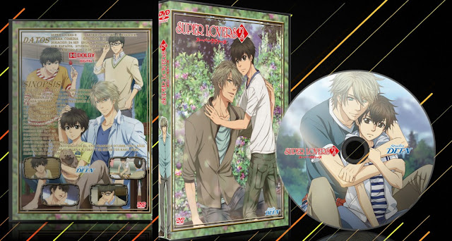 Super Lovers 2 | Cover DVD |