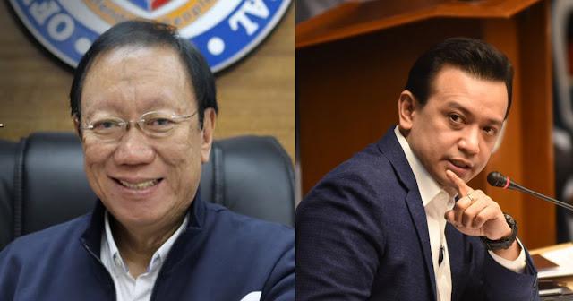 """""""Ang kapal ng Muka hindi pa mag reisgn"""""""