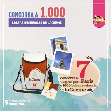 Promoção Crème de laCreme – Cacau Show