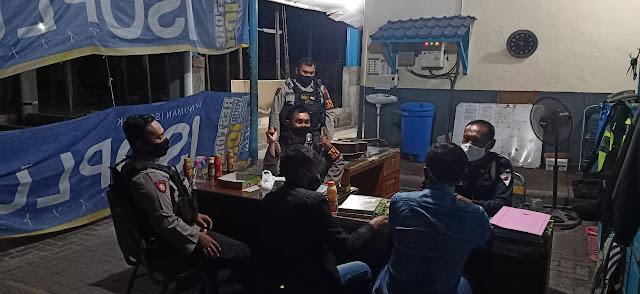 Patroli Harkamtibmas Sat Samapta Polres Kotim
