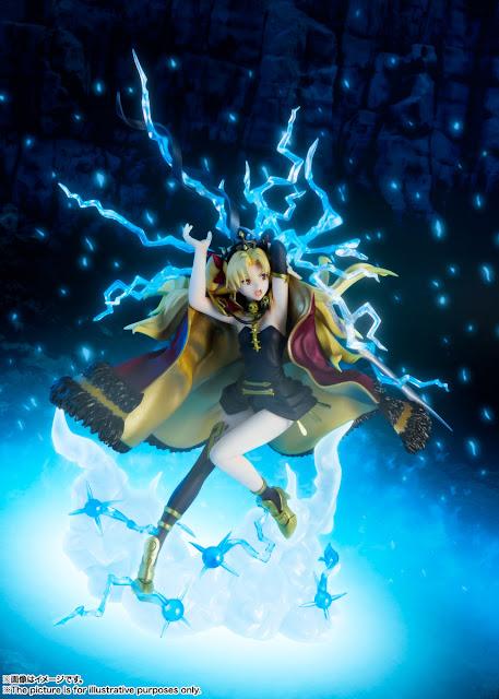 Figuarts ZERO Ereshkigal de Fate/Grand Order, Tamashii Nations.