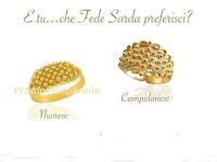 Logo Vinci gratis 3 Fedi Sarde in argento 925