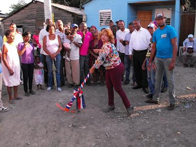 Resultado de imagen de ayuntamiento de san juan de la maguana DA PRIMER PICAZO