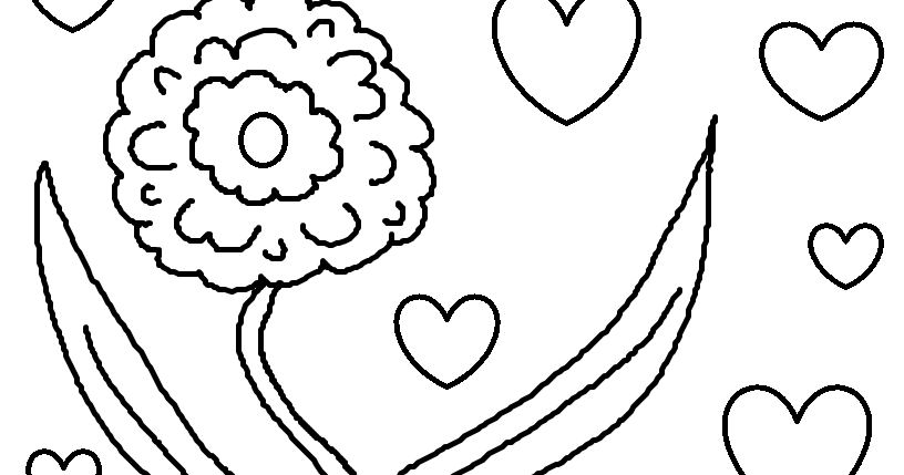 I Love You Mommy Coloring Pages high resolution